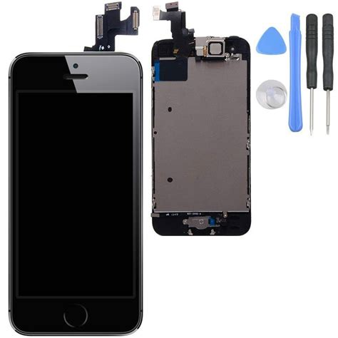 Lcd Touchscreen Iphone 5s iphone 5s black lcd lens touch screen display digitizer replacement assembly ebay