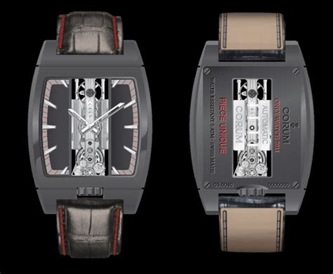Corum Golden Bridge Ref 007 all the only 2011 auction pieces ablogtowatch