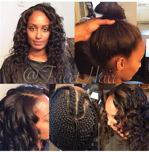 howmuchhair to use in a versatile sew in traditional versatile sew in with wand curls yelp