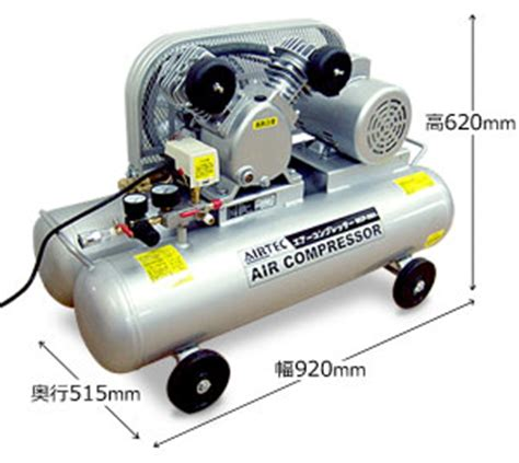 minatodenk air technical center air compressor bcp 581 single phase alternating current 100v