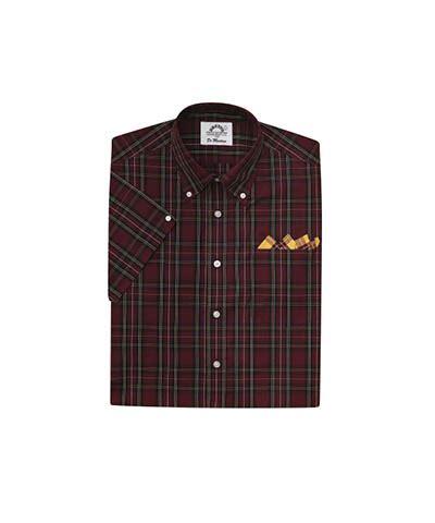 Dr Martens Cappers Spirit Of 69 Oxblood Brand New brutus shirt official dr martens store uk
