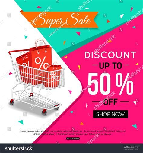 werkstatt banner sale banner design shop stock vector