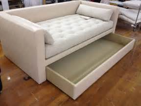 sofa daybed with trundle trundle bed sofa porter m2m divan into a custom sized