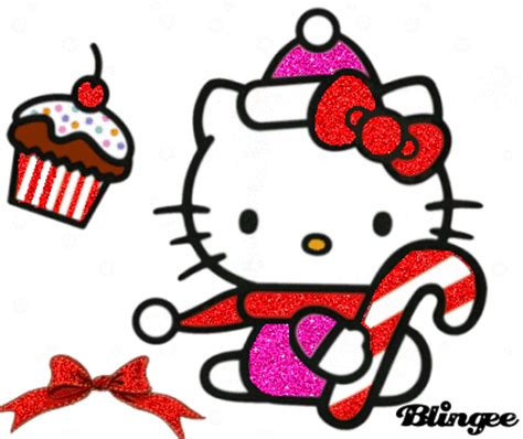 imagenes de amor para guardar en galeria hello kitty merry christmas picture 79819023 blingee com