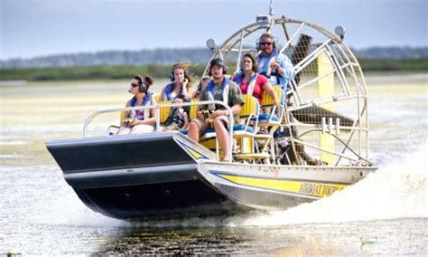 aquatic adventures airboat tours today s orlando - Airboat In Orlando
