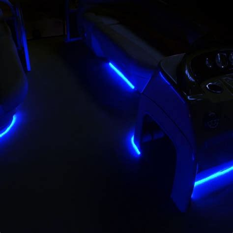 led boat lights pontoon pontoon boat floor led lighting kit pontoon boat lights