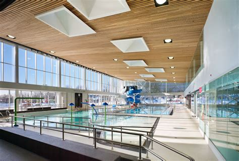 community pool design design ideas south oshawa community center oshawa ontario mjmarchitects