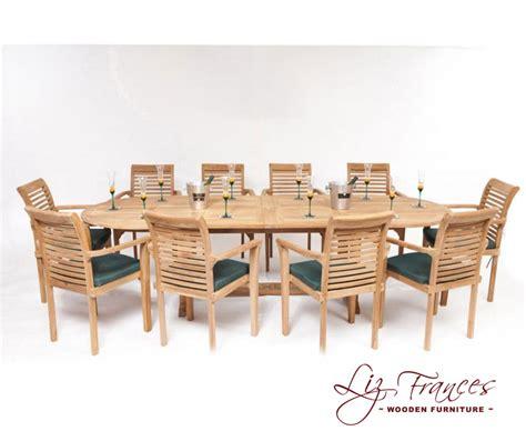comedor ovalado extensible conjunto de comedor ovalado extensible con 10 sillas liz
