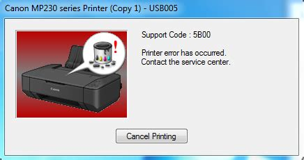 reset printer canon mp237 error 1401 printer canon mp237 blink 7x bergantian atau error 5b00
