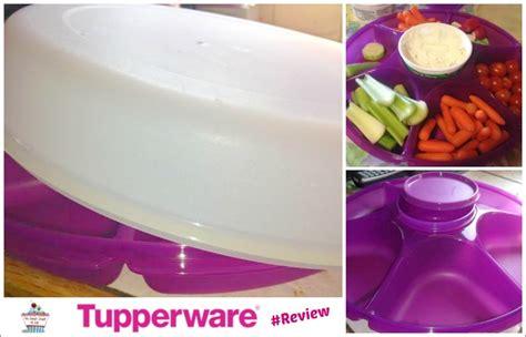 Tupperware Serving Center tupperware serving center set review