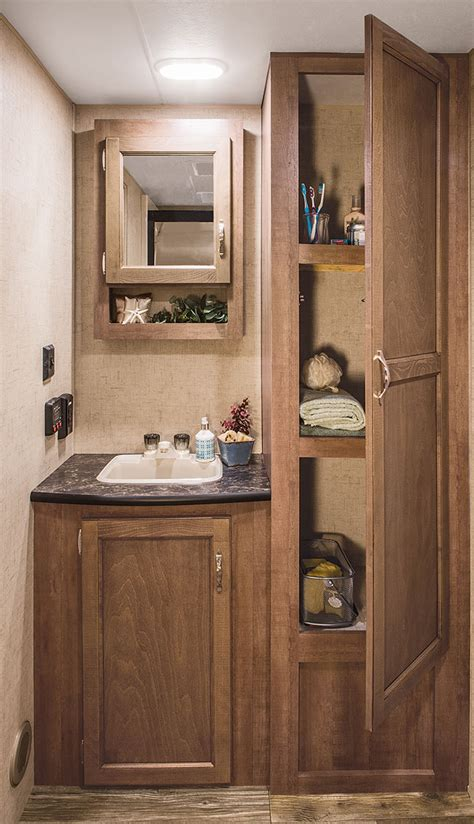 rv cabinets and rv bathroom cabinet mf cabinets