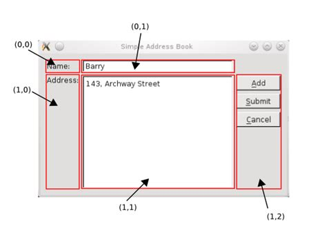 qt layout add object part 2 adding addresses qt 4 8