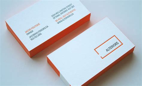 unique ottawa business card design and printing idapostle