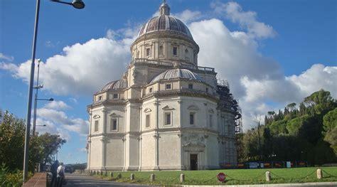 chiesa della consolazione todi chiesa di santa della consolazione www