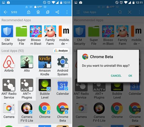 uninstall preinstalled apps android how to uninstall preinstalled android apps tech tips buzz