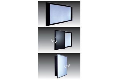 Lu Projector Fi design screen base 265cm 16 9e ecran de projection tableau