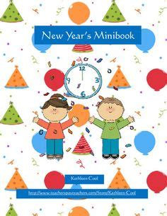 new year theme kindergarten new years preschool theme on new years