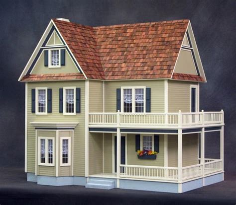 farmhouse kit victoria s farmhouse dollhouse kit the magical dollhouse