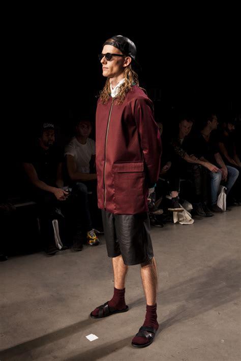 Burgers Popping Up All Fashion Week by Amsterdam Fashion Week Evan Menswear Ss15 Airmagazine