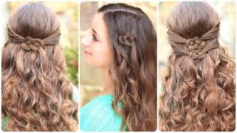 easy hairdo easy hairstyles for long hair your glamour