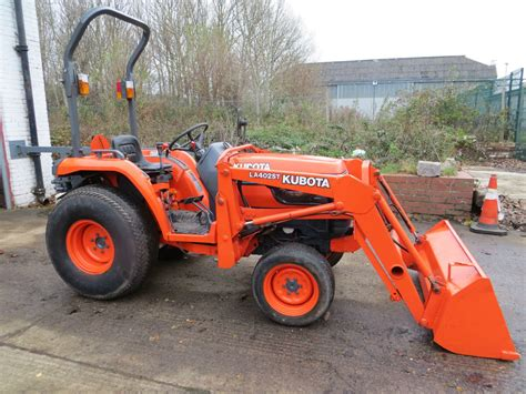 kubota lawn tractor with kubota sta30 compact tractor loader 4wd ride on garden