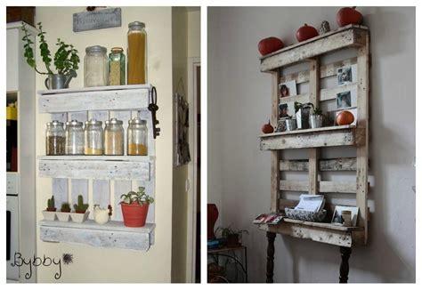 estantes con palets estanter 237 as de palets ecodeco mobiliario