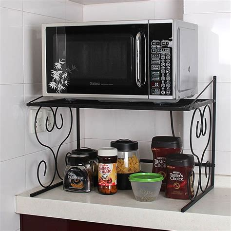 Corner Shelf For Microwave by The 25 Best Microwave Stand Ideas On No