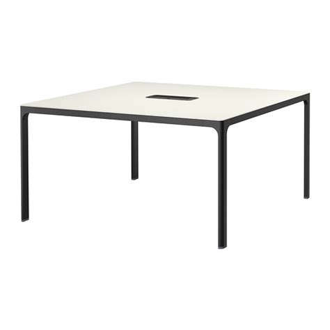 Ikea Bekant Conference Table Bekant Conference Table White Black Ikea
