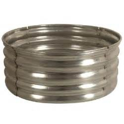 home depot ring null 30 in galvanized pit ring
