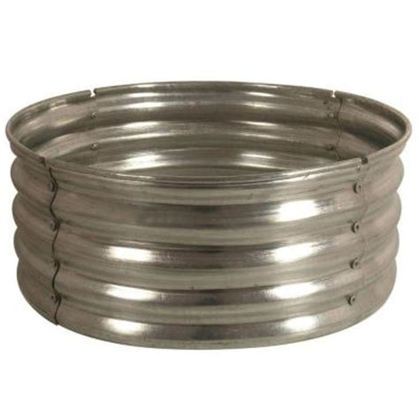 Fire Pit Ring Fire Pit Rings Galvanized Round Fire Pit Large Pit Ring