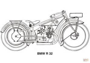 bmw motorcycle coloring pages bmw r32 motorcycle coloring page free printable coloring