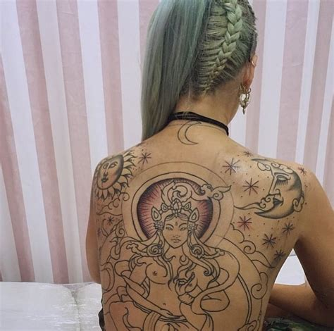 inked nation tattoo e piercing mika francis ink pinterest tattoo tatting and piercing