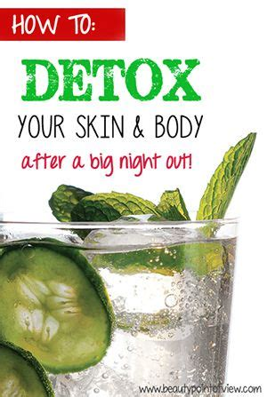 Herbal Hourglass Detox by How To Detox Skin Point Of View Health