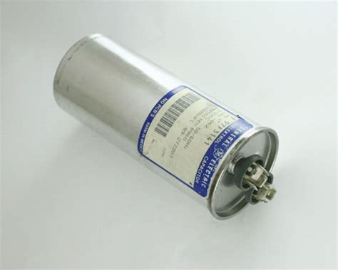 ge capacitor z97f3141 ge capacitor 40uf 370v application motor run 2020006032
