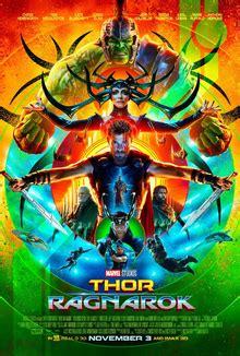 Thor Ragnarok Film Wikipedia | thor ragnarok wikipedia