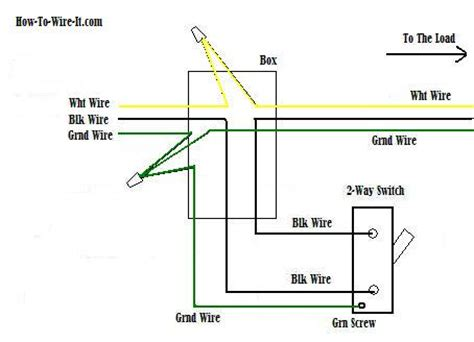 2 way switch wiring diagram pdf wiring diagram 2 way light