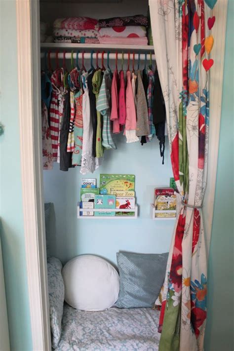 17 best ideas about closet book nooks on