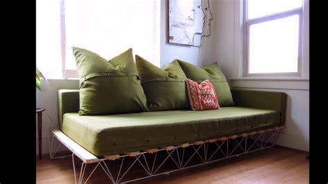 diy sofa bed ideas sofa diy bed decoration ideas