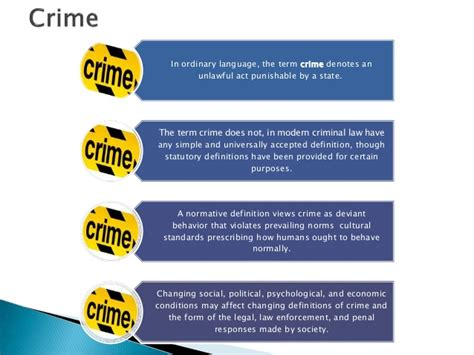 normative pattern definition crime and poverty prevention