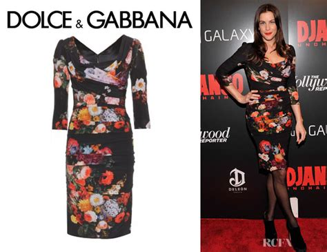 Teresa Flowery Maxi Dress liv s dolce gabbana floral print dress