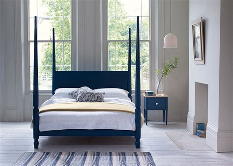 four poster bed heal s pinner four poster bed flint white heal s