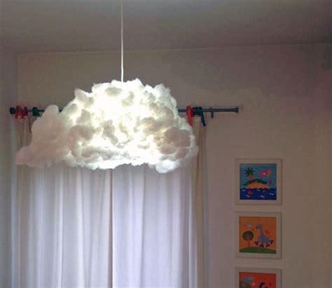 Lampe nuage DIY   Bidouilles IKEA