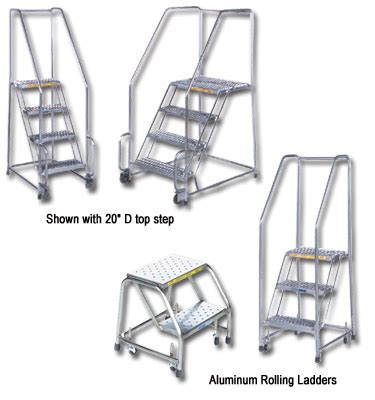Ansi Approved Step Stools by Surplus Equipment Company Inc Stainless Steel