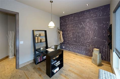 32 smart chalkboard home office d 233 cor ideas digsdigs