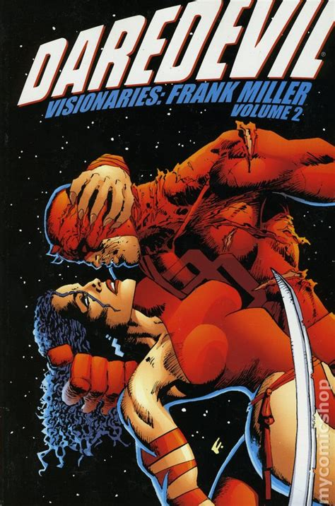 daredevil by frank miller daredevil visionaries frank miller tpb 2000 2001 marvel comic books
