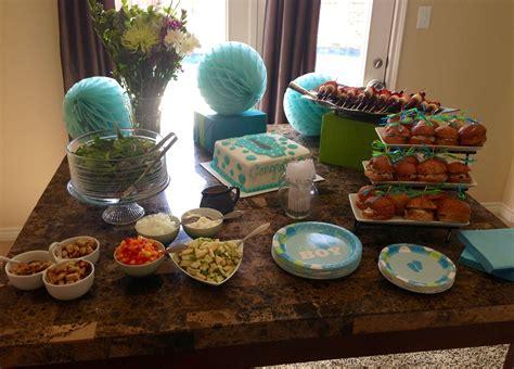 Salad For Baby Shower by Baby Shower Food Salad Bar Fruit Skewers Chicken Salad