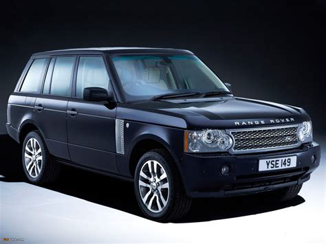 pictures of range rover pictures of range rover westminster l322 2005 09 1600x1200