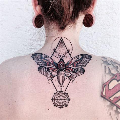 butterfly tattoo nape tattoo geek ideas for best tattoos girls tattoos