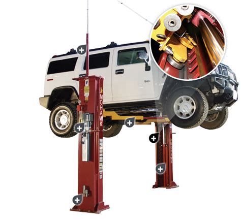 Car Lift Types by Types Of Mechanical Lifts Device For Locking Landing