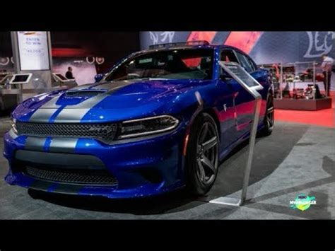 this dodge charger hellcat is your worst nightmare | doovi